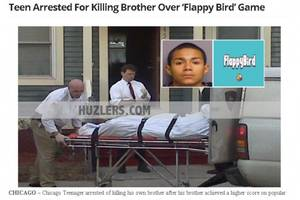 Flappy Bird: 'Teen Arrested For Killing Brother Over Flappy Bird Game' Story is Fake